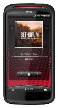 HTC Sensation XE with Beats Audio Black