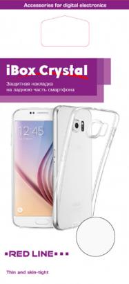 Red Line Ibox Crystal для Xiaomi Redmi Note 4X Transparent