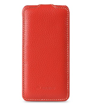 Чехол Melkco Leather Case для Samsung Galaxy S 4 I9500 Jacka Type Red