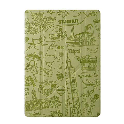 OZAKI iCoat Travel для iPad Air TAIPEI