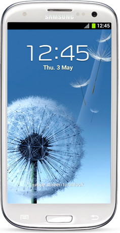 Samsung I9300 Galaxy S III 16Gb White РСТ