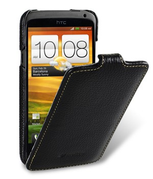 Чехол Melkco Leather Case для HTC One X  Jacka Type Black LC