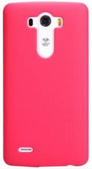 Nillkin Super Frosted Shield для LG G3 D855/D856 Red