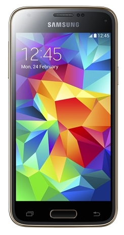 Samsung G800F Galaxy S5 mini 16Gb LTE Gold РСТ