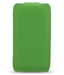 Чехол Melkco Leather Case for Nokia Lumia 625 Jacka Type (Green LC)