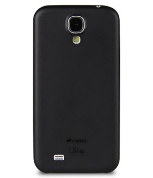 Накладка на заднюю часть Melkco Ultra Air PP 0.4mm для Samsung Galaxy S4 I9500 / I9505 Black
