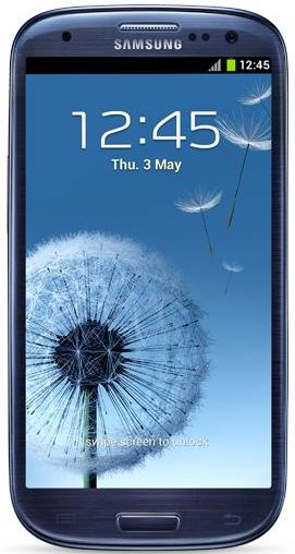 Samsung I9300 Galaxy S III 16Gb Blue РСТ