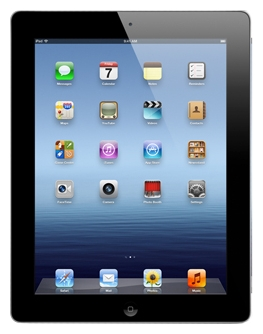 Apple iPad 3 new 32Gb Wi-Fi + 4G Black