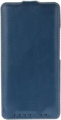 Чехол Melkco Leather Case для HTC One Max Jacka Type Blue LC