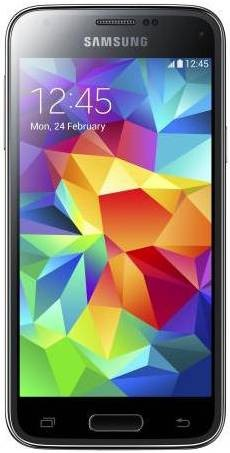Samsung G800H Galaxy S5 mini 16Gb Black