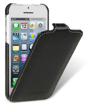 Чехол Melkco Leather Case for Apple iPhone 5C Jacka Type Black LC