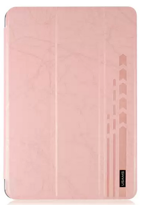 Чехол Usams Jane Series для Apple iPad mini 2 pink
