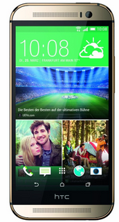 HTC One M8 EYE 16Gb 4G LTE Gold