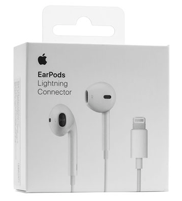 Apple EarPods с пультом Iphone 7 MMTN2FE/A White orig.