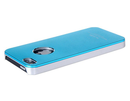 Power Support Air Jacket for iPhone 5 / 5S Turquoise