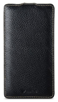 Чехол Melkco Leather Case для Samsung Galaxy Note 4 N910C Black