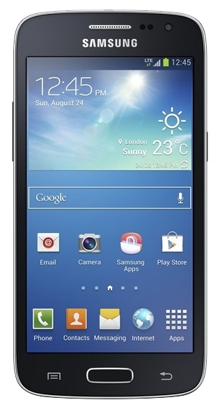 Samsung G386F Galaxy Core LTE Black РСТ