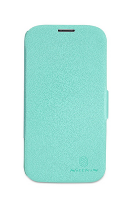 Чехол Nillkin Fresh Series Leather Case  для Samsung Galaxy S4 i9500 Green