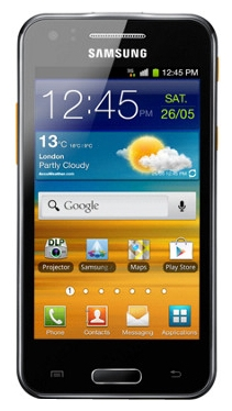 Samsung I8530 Galaxy Beam Black