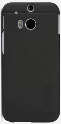 Чехол Nillkin Super Frosted Shield для HTC New One M8 Black