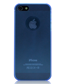 Бампер EIMO для Apple IPhone 4s blue