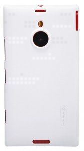 Чехол Nillkin Super Frosted Shield  для Nokia Lumia 1520 White