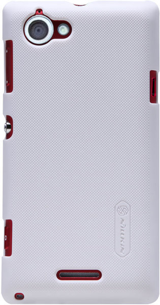 Чехол Nillkin Super Frosted Shield для Sony Xperia L White