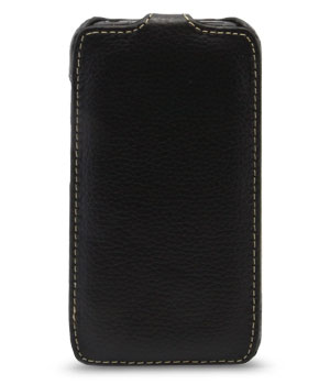 Чехол Melkco Leather Case for Samsung Ativ S GT I8750 Jacka Type (Black LC)