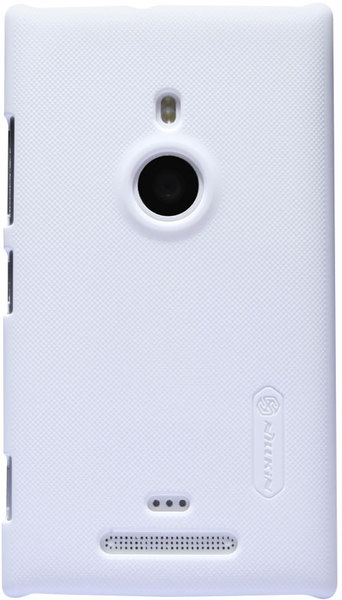 Чехол Nillkin Super Frosted Shield  для Nokia Lumia 925 White