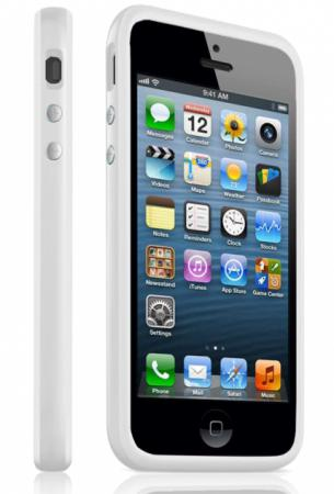 Apple MC597ZM/A для IPhone 5 / 5S White