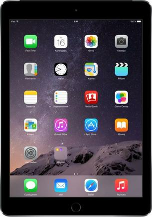 Apple iPad Air 2 64 Gb Wi-Fi + Cellular 4G LTE MGHX2RU/A Grey РСТ