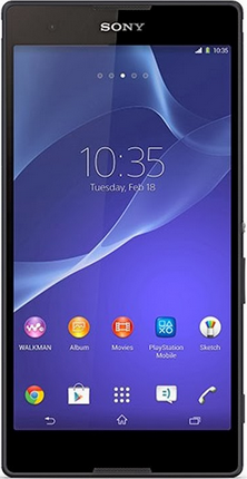 Sony Xperia T2 Ultra Dual D5322 Black РСТ