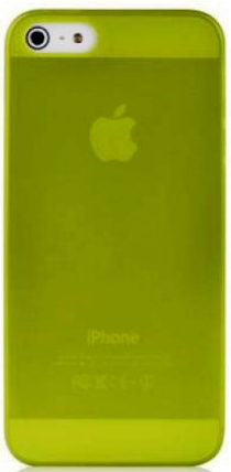 Накладка BASEUS Organdy Case 0.4 mm для Apple Iphone 5/5S Green