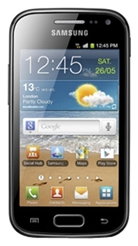 Samsung I8160 Galaxy Ace II Black РСТ