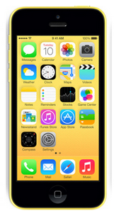 Apple iPhone 5C 8Gb (A1532) Yellow 4G LTE