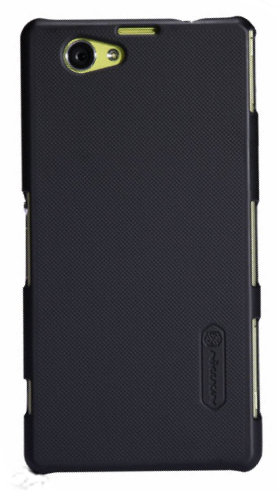 Чехол Nillkin Super Frosted Shield для Sony Xperia Z1 Compact D5503 Black