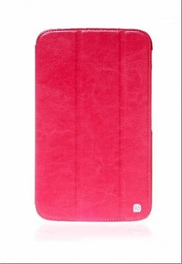 Чехол HOCO Crystal Series Leather Case для Samsung Galaxy Tab3 8.0 T310/T3110/T3150 Rose Red