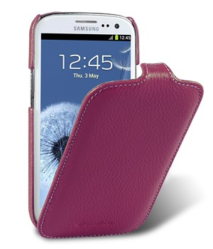 Чехол Melkco  Samsung I9300 Galaxy S 3 Purple