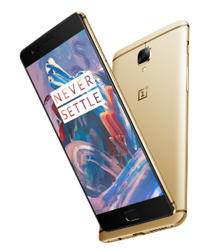 OnePlus OnePlus 3 A3000 Gold