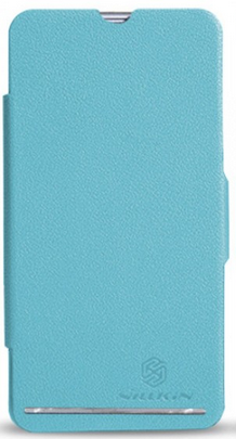 Чехол Nillkin Fresh Series Leather Case  для Sony Xperia SP Blue