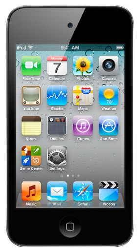 Apple iPod touch 4 16Gb Black