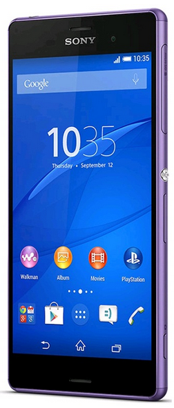 Sony Xperia Z3 D6603 LTE Purple РСТ