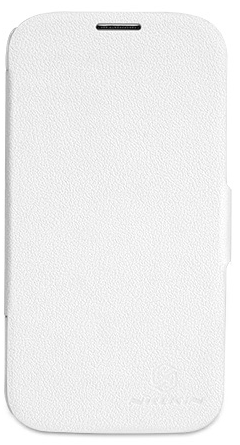 Чехол Nillkin Fresh series leather case  для Samsung Galaxy S5 G900F White