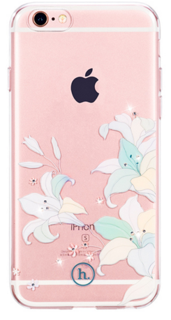 Накладка Hoco Super Star Iphone 6/6S 4.7 Lilium