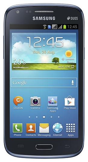 Samsung I8262 Galaxy Core Blue