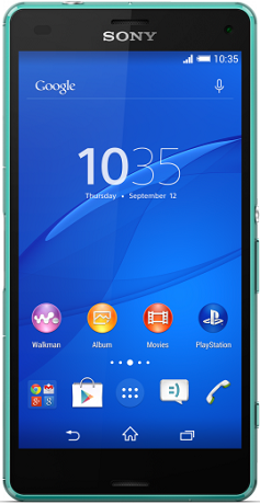 Sony Xperia Z3 Compact D5833 LTE Green