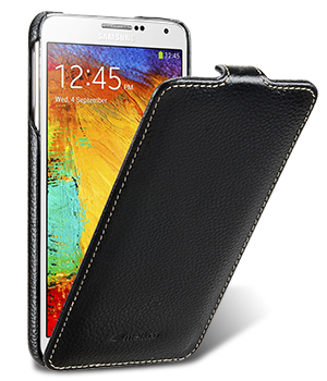 Чехол Melkco Leather Case для Samsung Galaxy Note 3 Neo N7505 Jacka Type Black