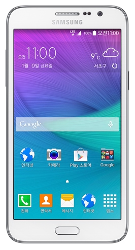 Samsung G720 Galaxy Grand Max Grey