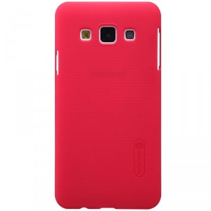 Чехол Nillkin Super Frosted Shield для Samsung Galaxy A3 A300F/A300H Red