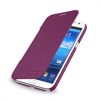 Чехол TETDED Premium Leather Case для Samsung Galaxy Note 2 N7100 / N7108 Dijon II: Purple
